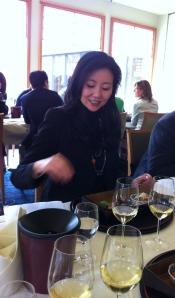 Mrs Jeannie Cho Lee MW